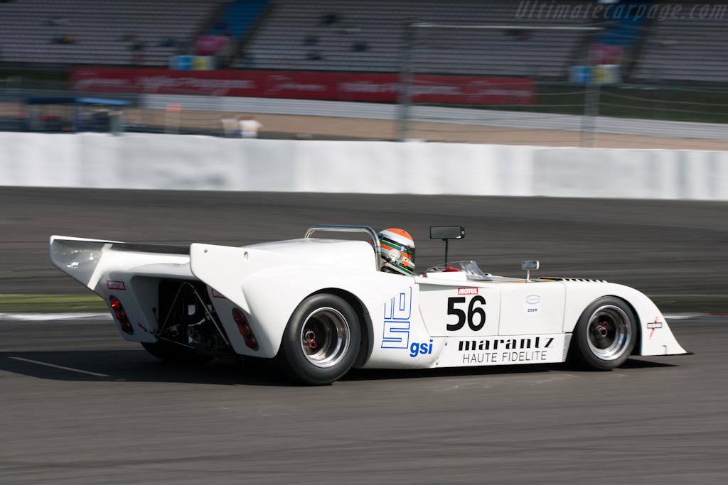 Chevron B36 - Chassis: 36-76-04 - Driver: Marc Devis  - 2009 Le Mans Series Nurburgring 1000 km