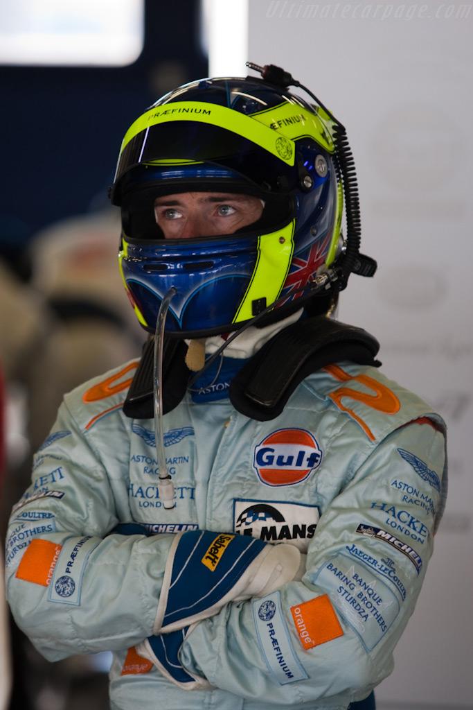 Chris Buncombe third at his AMR debut    - 2009 Le Mans Series Nurburgring 1000 km