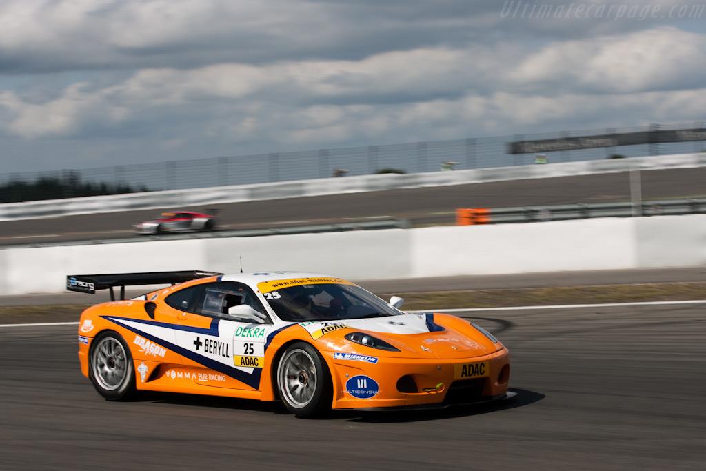 Ferrari 430 Scuderia GT3 - Chassis: 146992   - 2009 Le Mans Series Nurburgring 1000 km