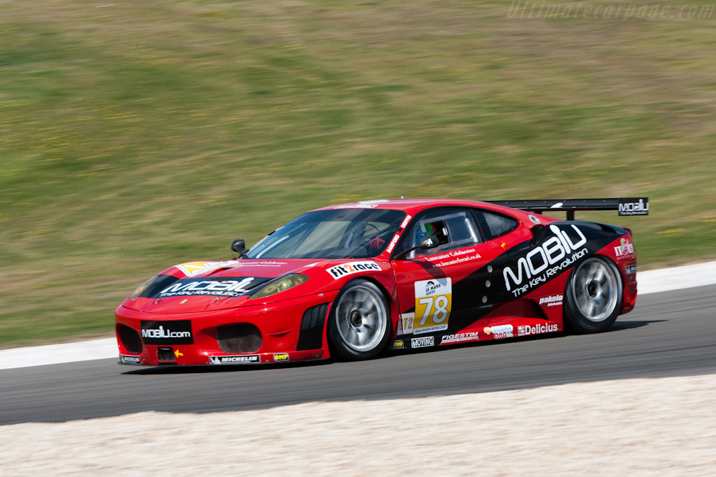 Ferrari F430 GTC - Chassis: 2446   - 2009 Le Mans Series Nurburgring 1000 km