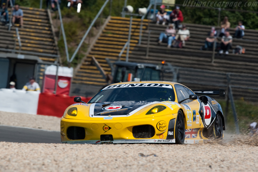 Ferrari F430 GTC - Chassis: 2408   - 2009 Le Mans Series Nurburgring 1000 km