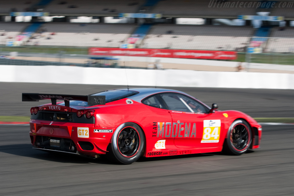 Ferrari F430 GTC - Chassis: 2636   - 2009 Le Mans Series Nurburgring 1000 km