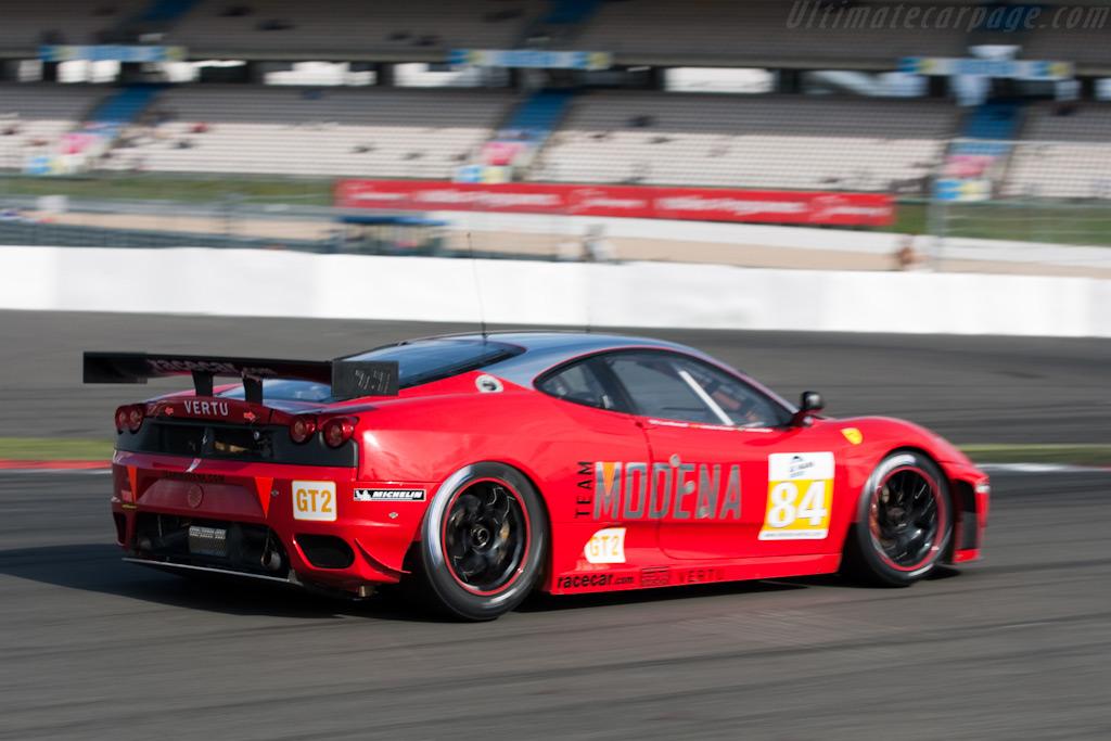 Ferrari F430 GTC - Chassis: 2636  - 2009 Le Mans Series Nurburgring 1000 km