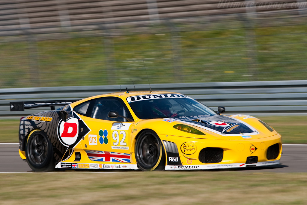 Ferrari F430 GTC - Chassis: 2408   - 2009 Le Mans Series Nurburgring 1000 km