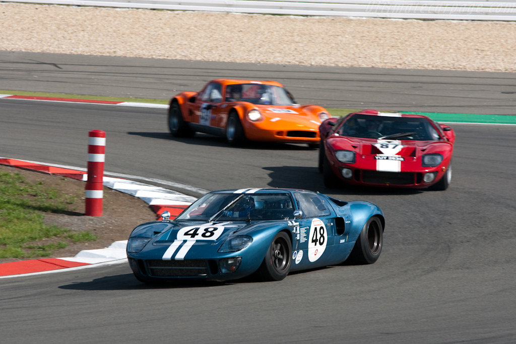 Ford GT40 - Chassis: GT40P/1078   - 2009 Le Mans Series Nurburgring 1000 km