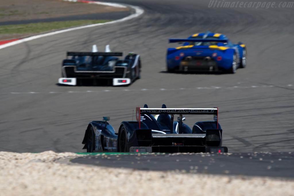 GAC Zytek - Chassis: 07S-03   - 2009 Le Mans Series Nurburgring 1000 km