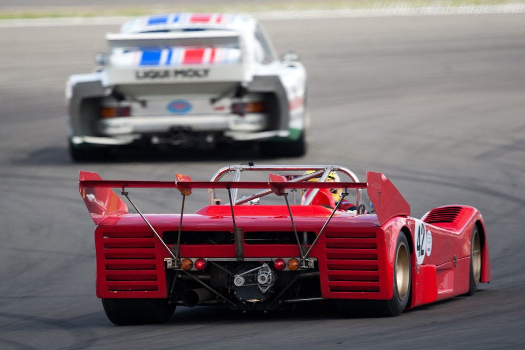 GRD S73 - Chassis: S73-073  - 2009 Le Mans Series Nurburgring 1000 km