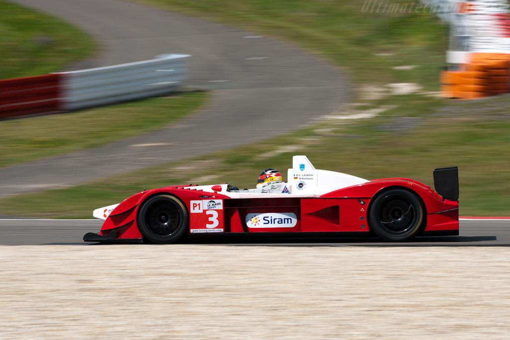Lavaggi LS1 AER - Chassis: 1   - 2009 Le Mans Series Nurburgring 1000 km