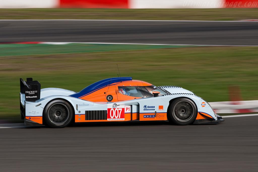 Lola Aston Martin - Chassis: B0960-HU02S   - 2009 Le Mans Series Nurburgring 1000 km