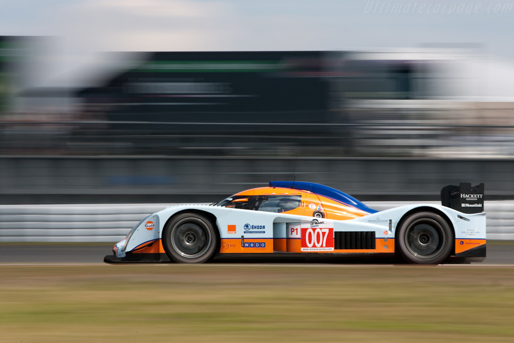 Lola Aston Martin at Speed - Chassis: B0960-HU02S   - 2009 Le Mans Series Nurburgring 1000 km