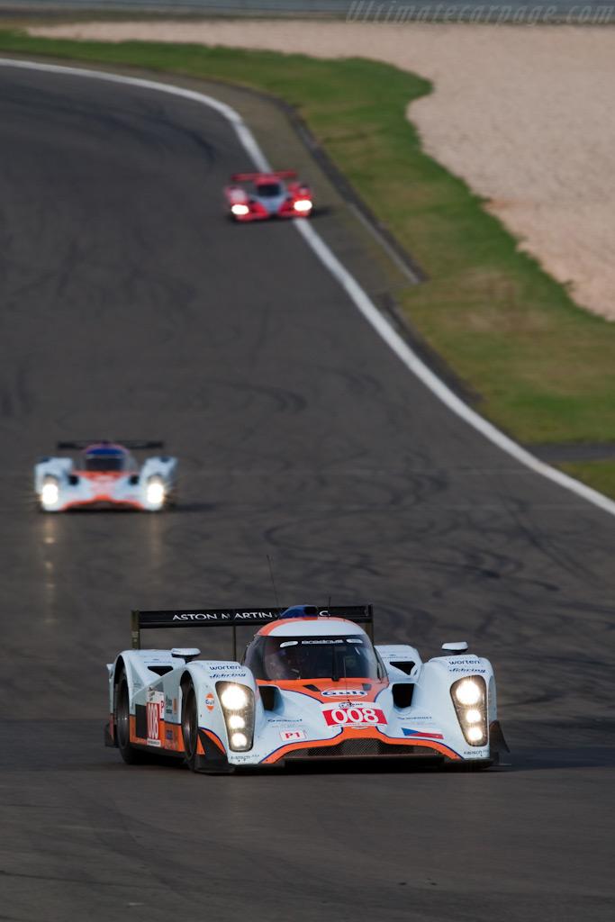 Lola Aston Martins - Chassis: B0860-HU02   - 2009 Le Mans Series Nurburgring 1000 km