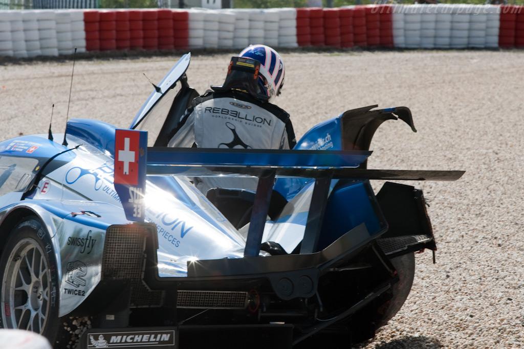 Lola B08/80 Judd - Chassis: B0980-HU01S   - 2009 Le Mans Series Nurburgring 1000 km
