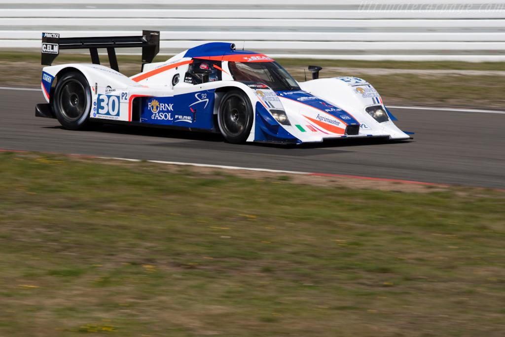 Lola B08/80 Judd - Chassis: B0980-HU04   - 2009 Le Mans Series Nurburgring 1000 km