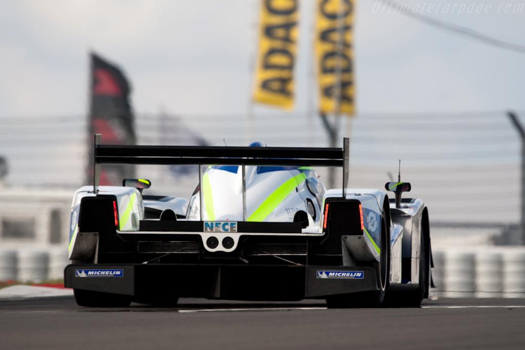 Lola B08/80 Judd - Chassis: B0980-HU05   - 2009 Le Mans Series Nurburgring 1000 km