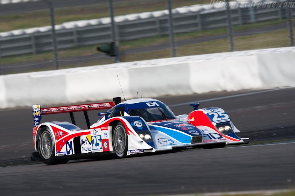 Lola B08/80 Mazda - Chassis: B0880-HU03   - 2009 Le Mans Series Nurburgring 1000 km
