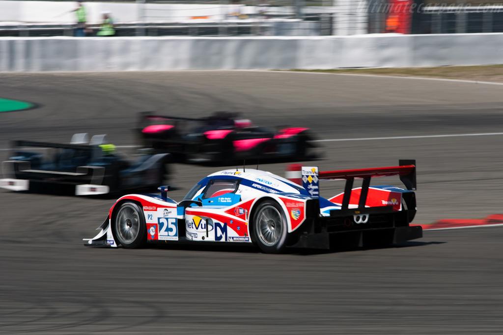 Lola Mazda - Chassis: B0880-HU03   - 2009 Le Mans Series Nurburgring 1000 km