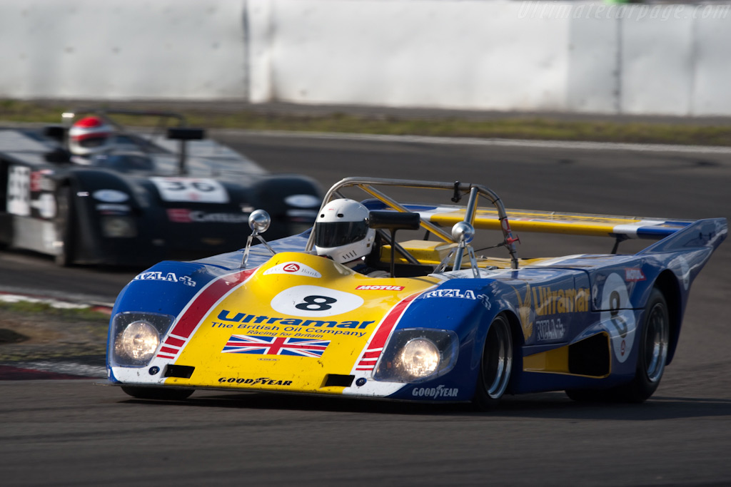 Lola T296 - Chassis: HU87   - 2009 Le Mans Series Nurburgring 1000 km