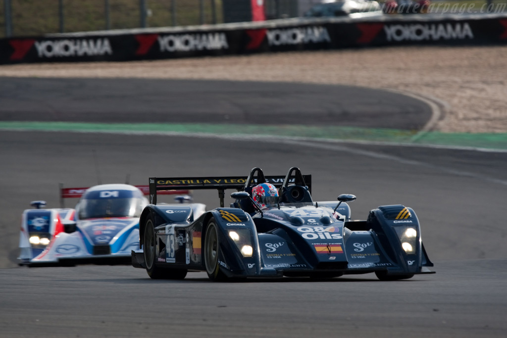Lucchini Judd - Chassis: 165   - 2009 Le Mans Series Nurburgring 1000 km