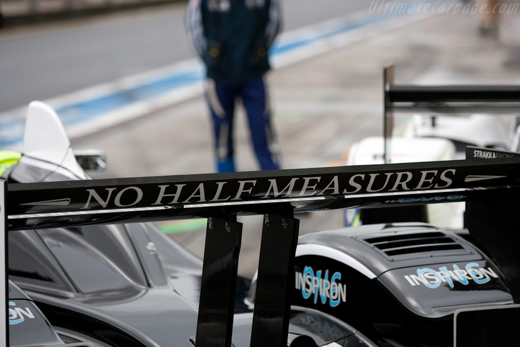 No Half Measures! - Chassis: 09S-04   - 2009 Le Mans Series Nurburgring 1000 km