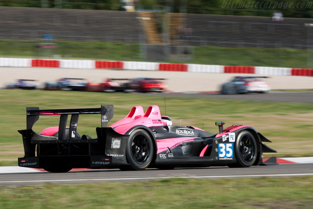 Pescarolo 01 Mazda - Chassis: 01-06   - 2009 Le Mans Series Nurburgring 1000 km