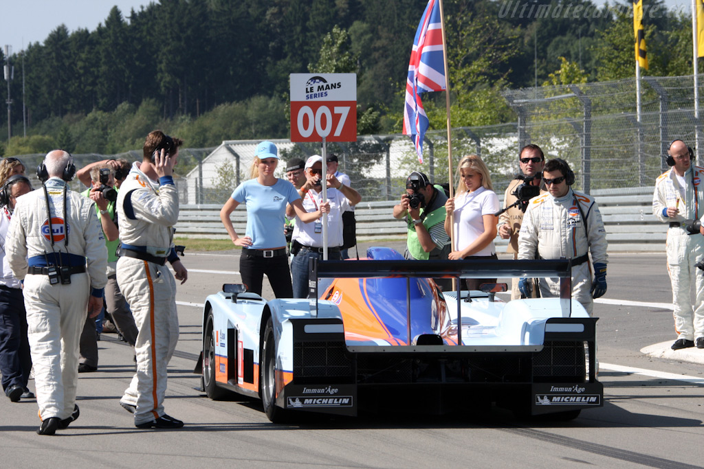 Pole Position - Chassis: B0960-HU02S   - 2009 Le Mans Series Nurburgring 1000 km