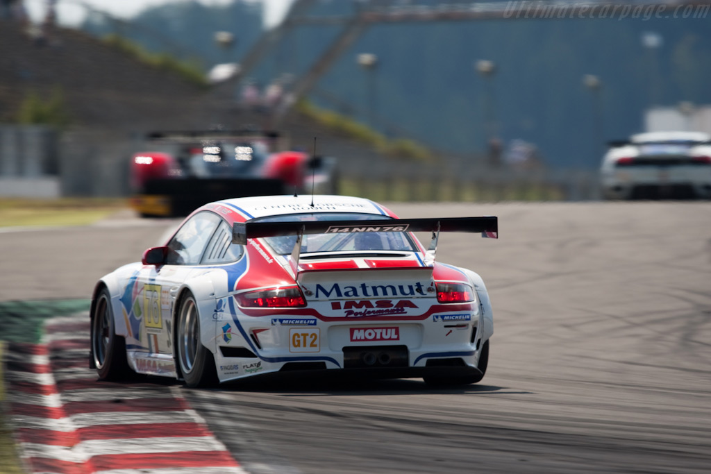 Poor Performance from IMSA - Chassis: WP0ZZZ99Z9S799915   - 2009 Le Mans Series Nurburgring 1000 km