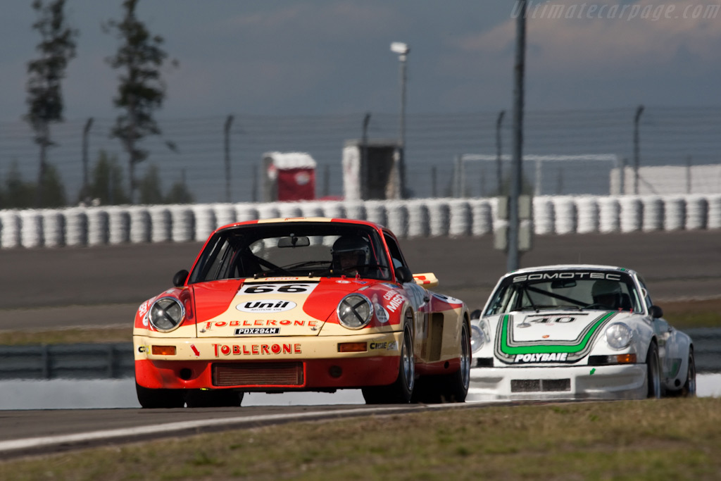 Porsche 911 RSR 3.0 - Chassis: 911 460 9058   - 2009 Le Mans Series Nurburgring 1000 km