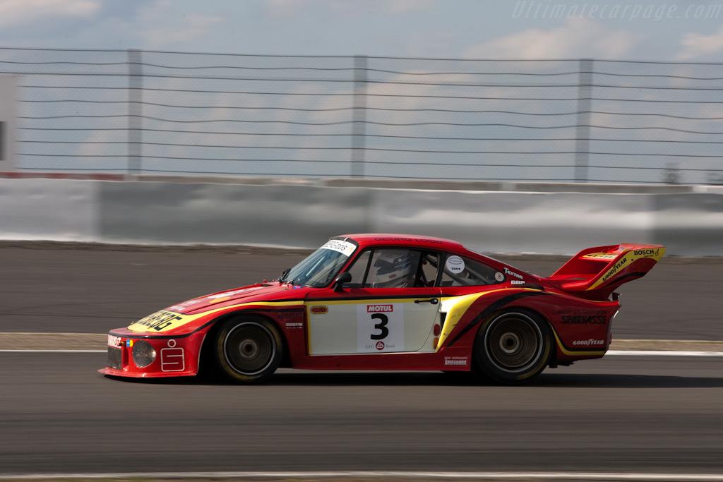 Porsche 935 - Chassis: 930 890 0011   - 2009 Le Mans Series Nurburgring 1000 km