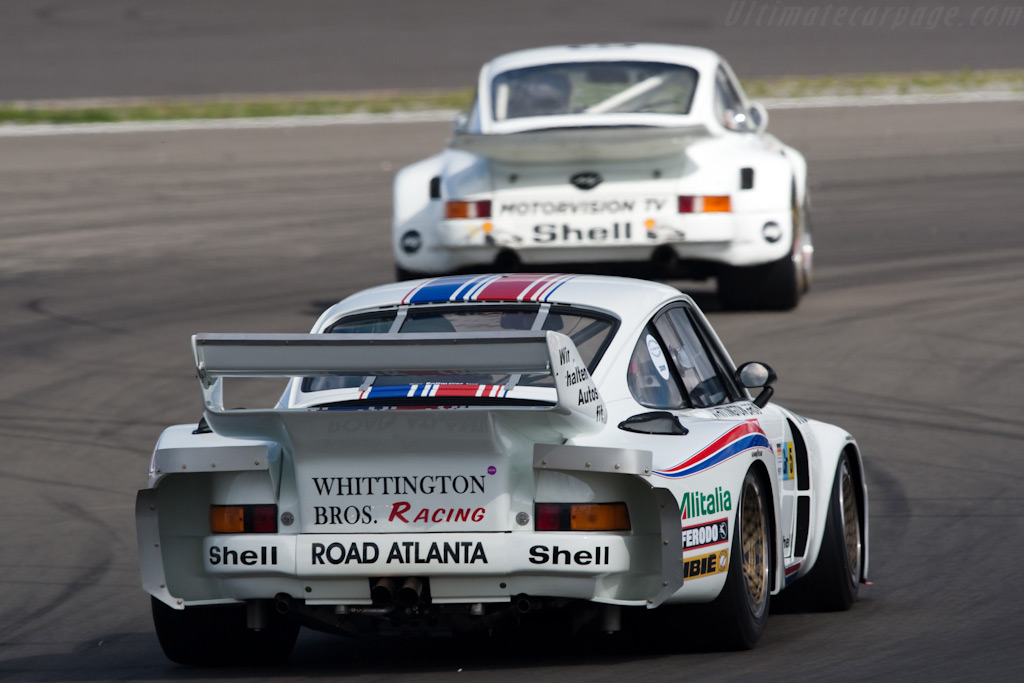 Porsche 935 - Chassis: 930 890 0016   - 2009 Le Mans Series Nurburgring 1000 km