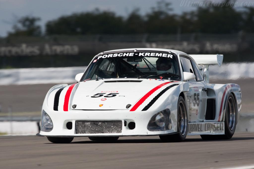 Porsche 935 K3 - Chassis: 930 890 0022   - 2009 Le Mans Series Nurburgring 1000 km
