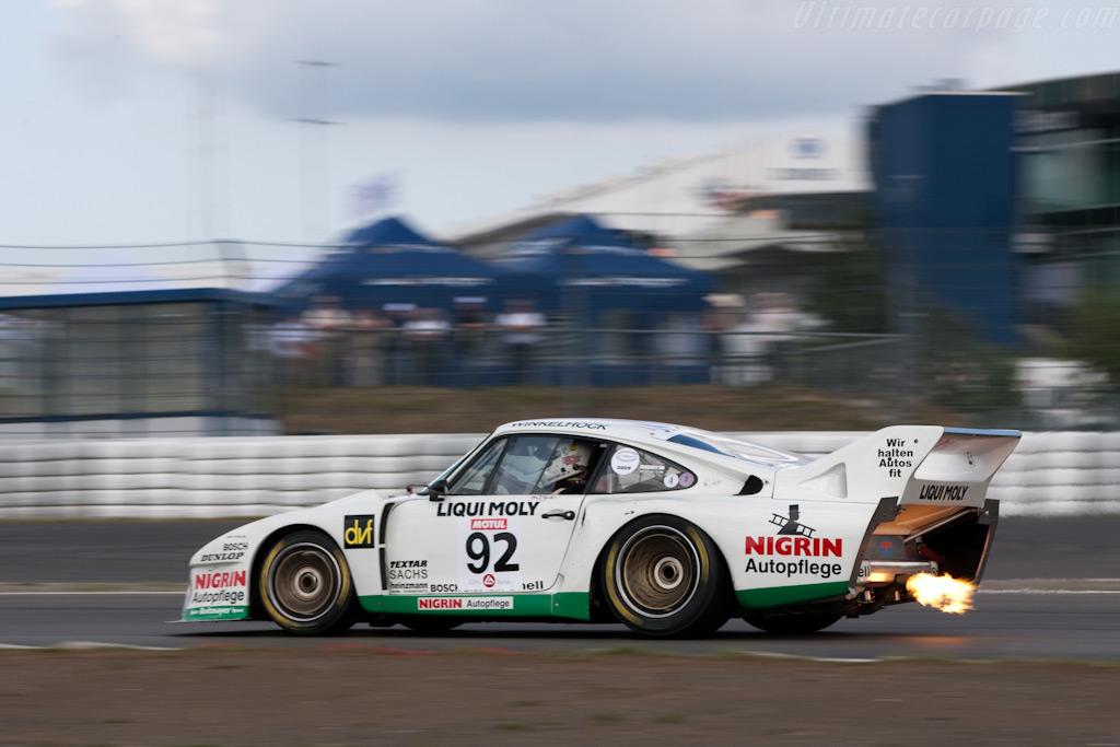 Porsche 935J - Chassis: 000 0016   - 2009 Le Mans Series Nurburgring 1000 km