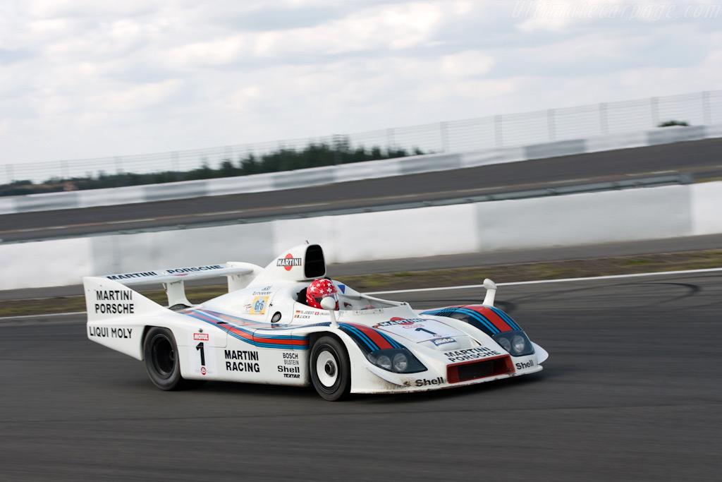 Porsche 936 - Chassis: 936-004   - 2009 Le Mans Series Nurburgring 1000 km
