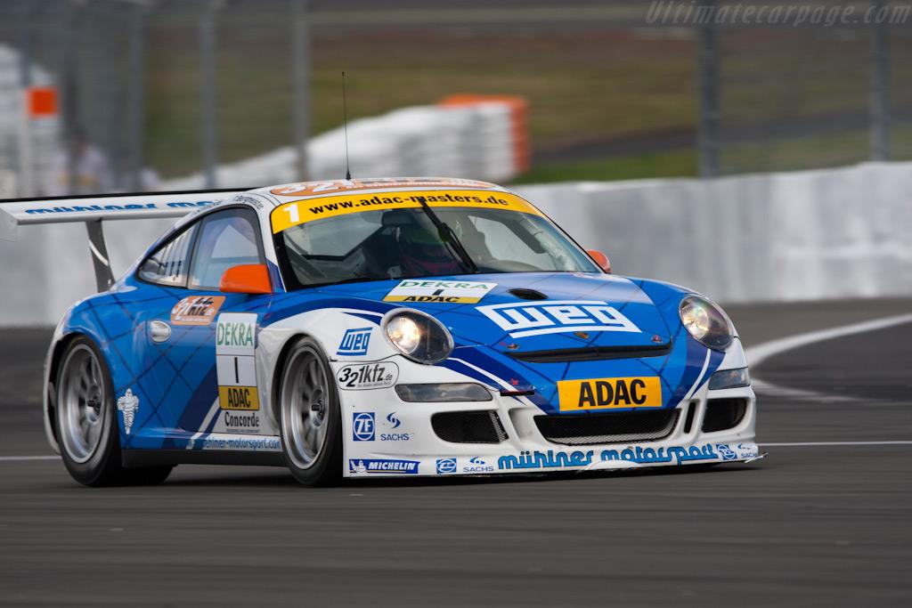 Porsche 997 GT3 Cup S    - 2009 Le Mans Series Nurburgring 1000 km