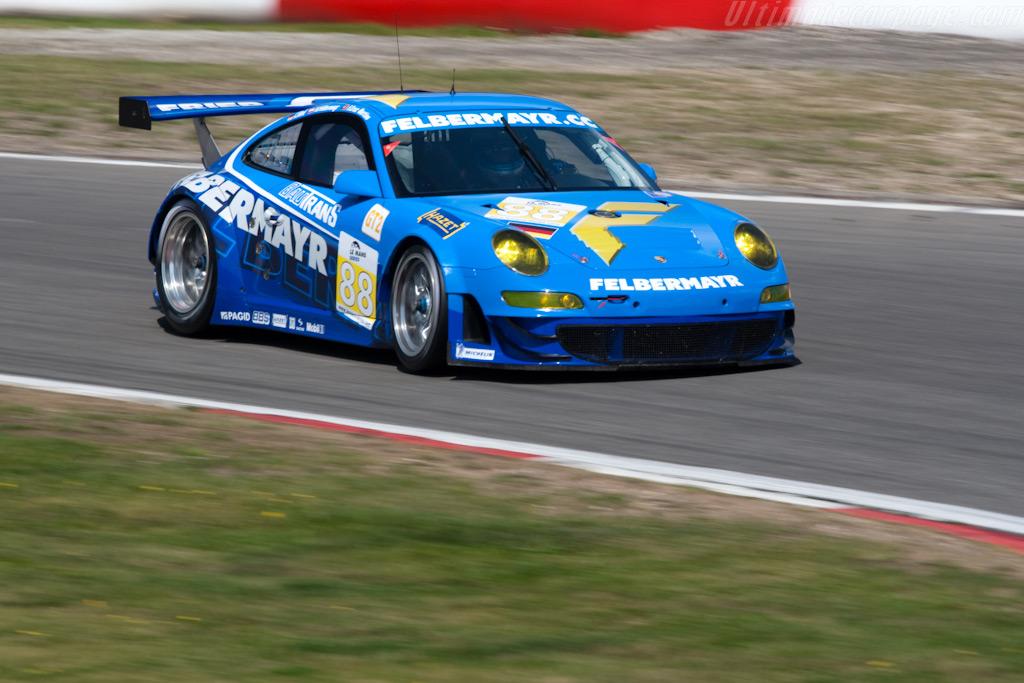 Porsche 997 GT3 RSR - Chassis: WP0ZZZ99Z9S799918   - 2009 Le Mans Series Nurburgring 1000 km