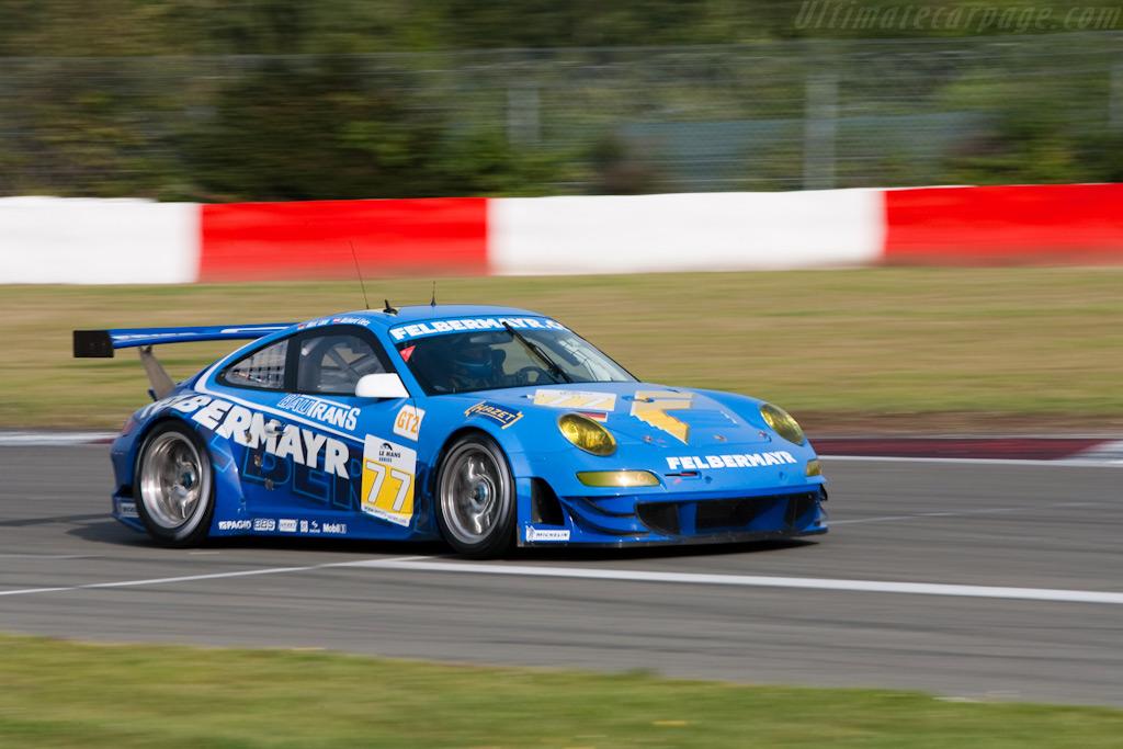 Porsche 997 GT3 RSR - Chassis: WP0ZZZ99Z9S799911   - 2009 Le Mans Series Nurburgring 1000 km