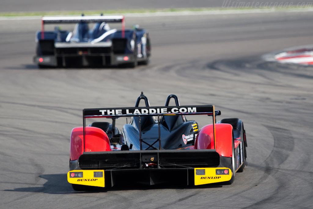 Radical SR9 AER - Chassis: SR9002   - 2009 Le Mans Series Nurburgring 1000 km