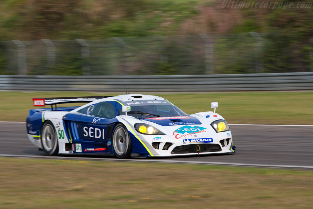Saleen S7-R - Chassis: 082R   - 2009 Le Mans Series Nurburgring 1000 km