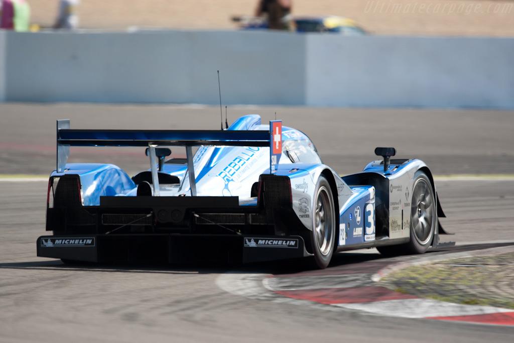 Speedy Sebah got as high as second - Chassis: B0980-HU01S   - 2009 Le Mans Series Nurburgring 1000 km