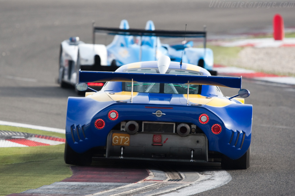 Spyker C8 Laviolette R - Chassis: XL9AB01G37Z363190   - 2009 Le Mans Series Nurburgring 1000 km