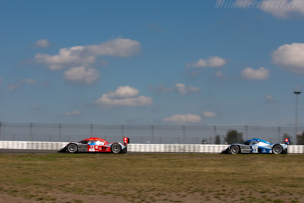 Team Speedy-Sebah - Chassis: B0860-HU01   - 2009 Le Mans Series Nurburgring 1000 km