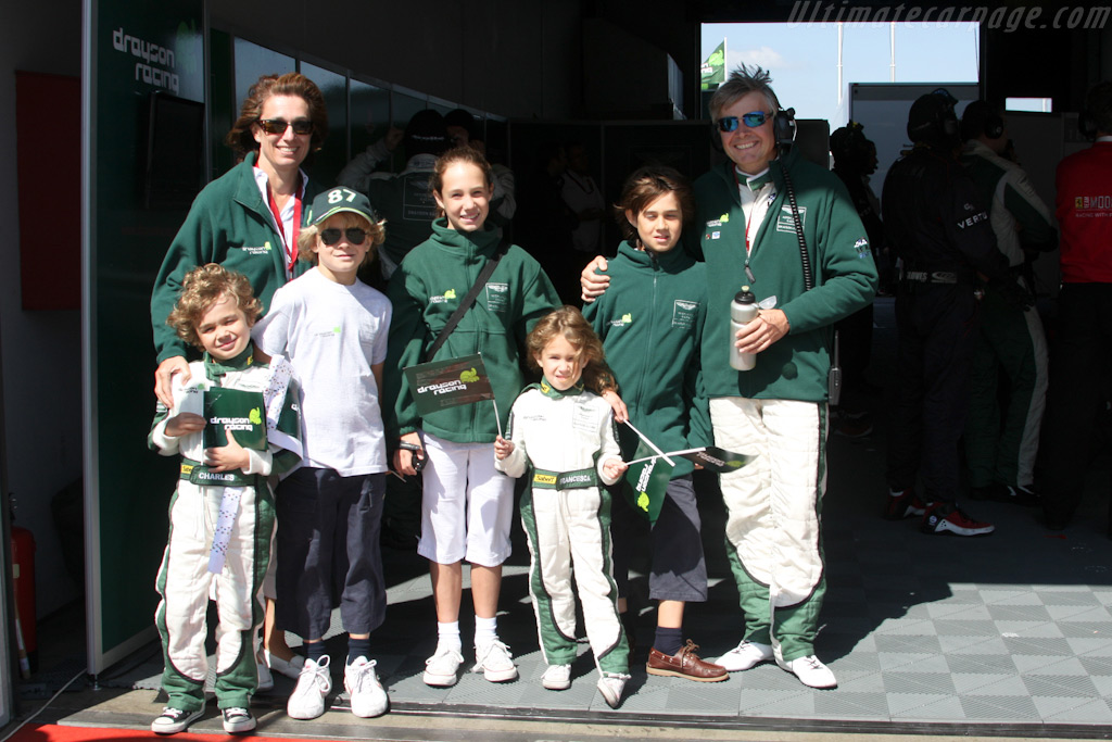 The Drayson Family    - 2009 Le Mans Series Nurburgring 1000 km