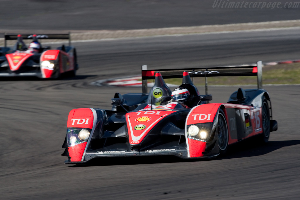 The complete Team Kolles - Chassis: 101   - 2009 Le Mans Series Nurburgring 1000 km