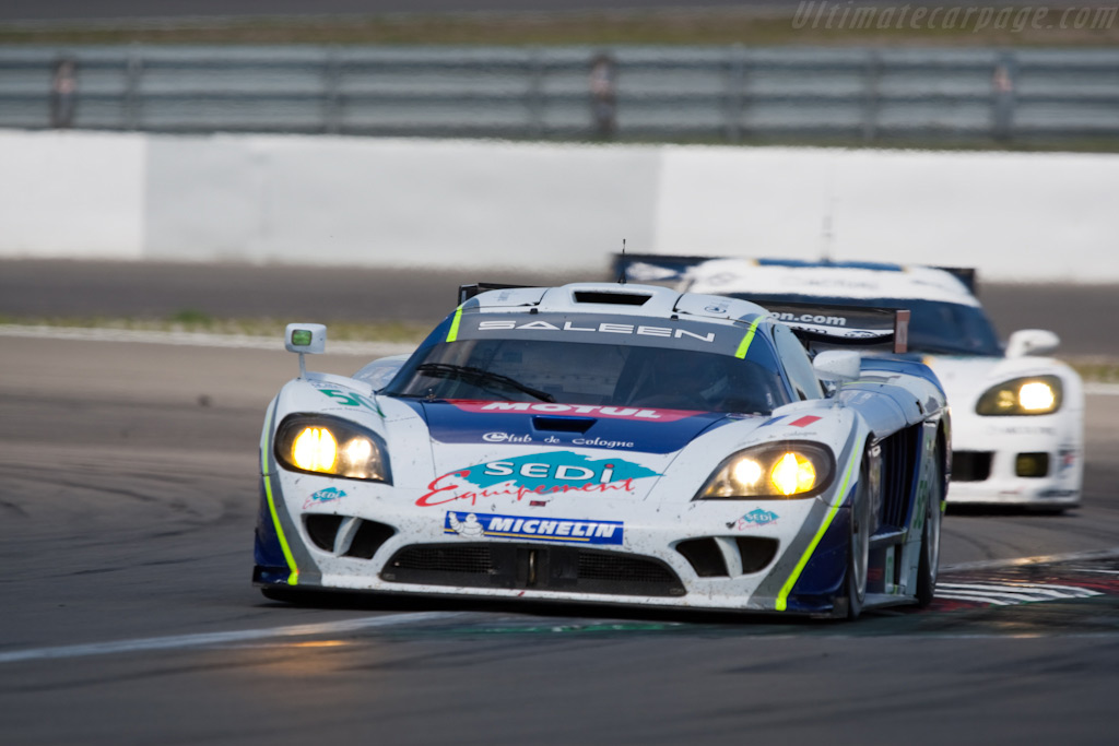 The entire GT1 field - Chassis: 082R   - 2009 Le Mans Series Nurburgring 1000 km