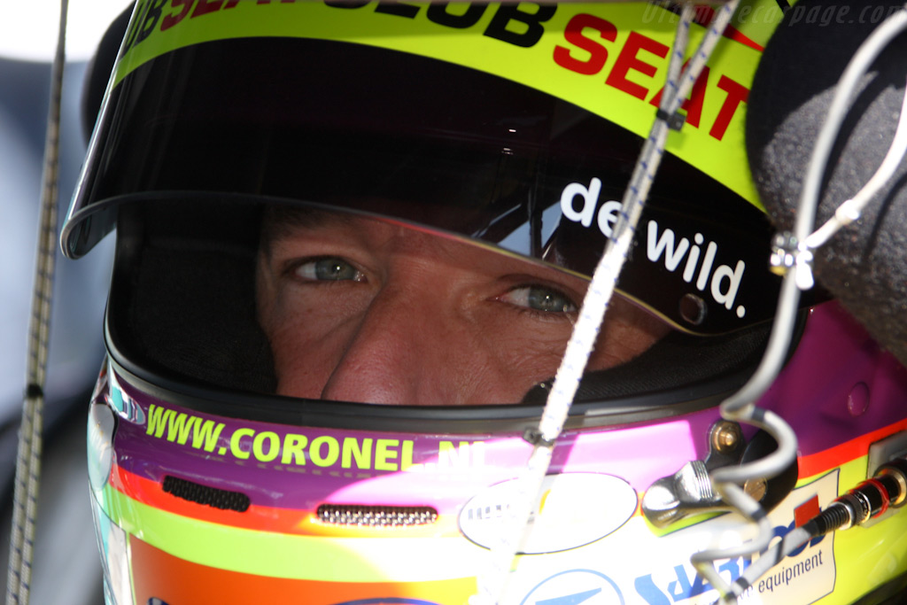 Tom Coronel    - 2009 Le Mans Series Nurburgring 1000 km