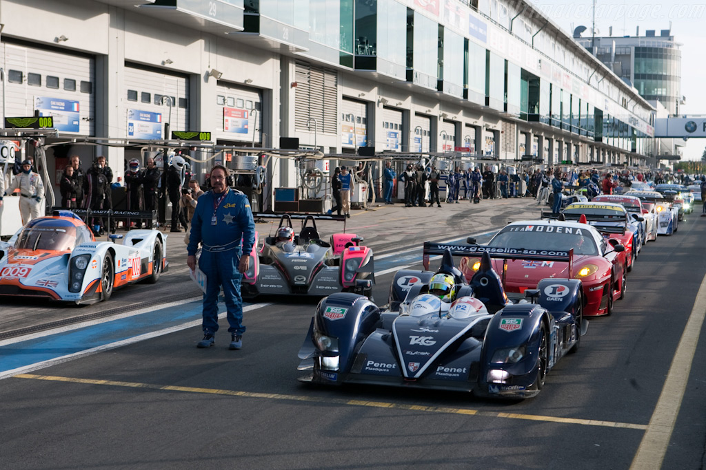 Welcome to the 'Ring - Chassis: 07S-03   - 2009 Le Mans Series Nurburgring 1000 km