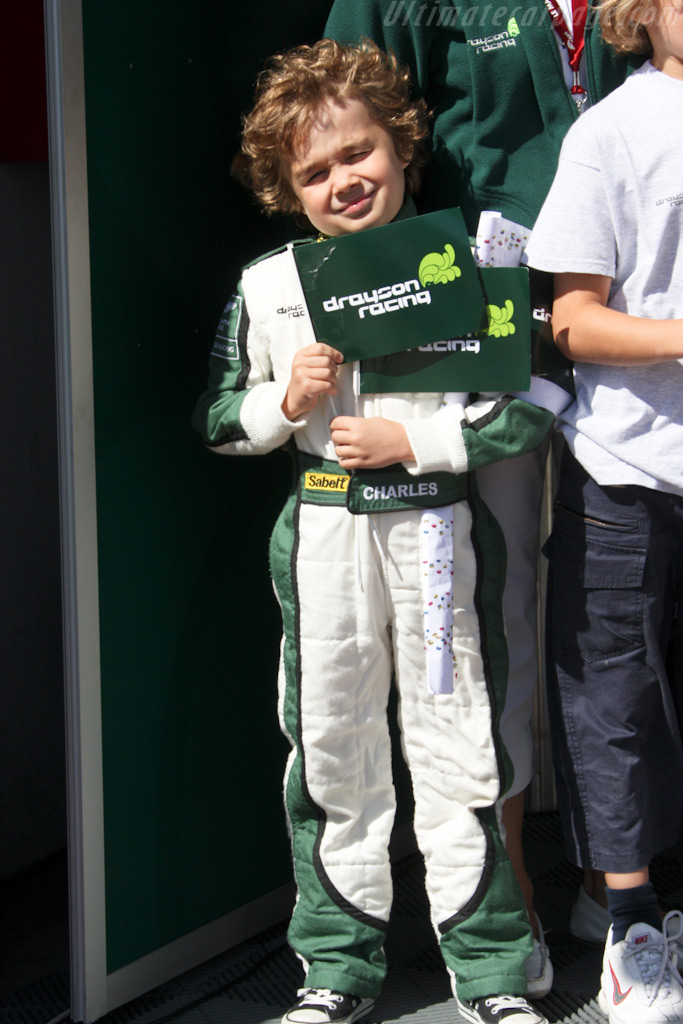 Young Charles Drayson    - 2009 Le Mans Series Nurburgring 1000 km