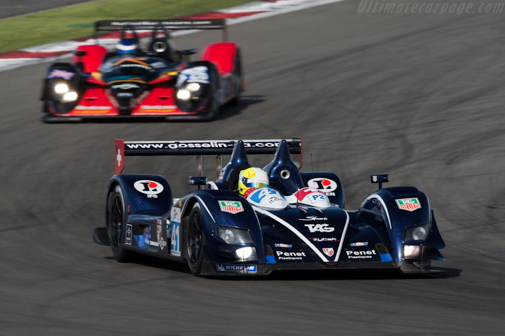 Zytek 07S - Chassis: 07S-03   - 2009 Le Mans Series Nurburgring 1000 km