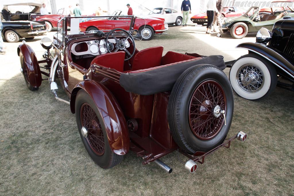 Aston Martin 1.5 Litre Mk2 Bertelli Sports