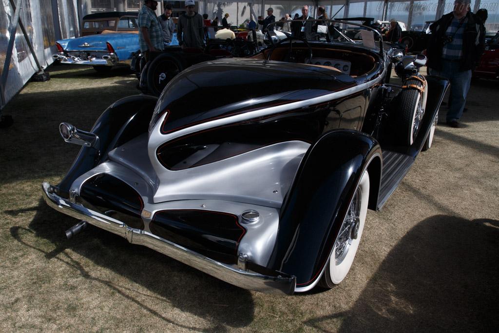Auburn 8-98A Eight Custom Speedster