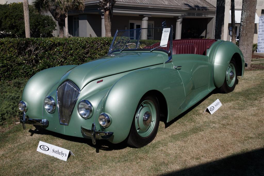 Healey Westland Roadster